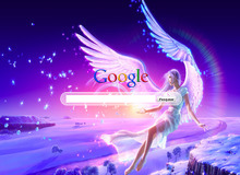 google homepage themes power homepages